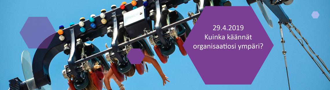 Kuinka käännät organisaatiosi ympäri? Ekosysteemit korvaavat siiloajattelun