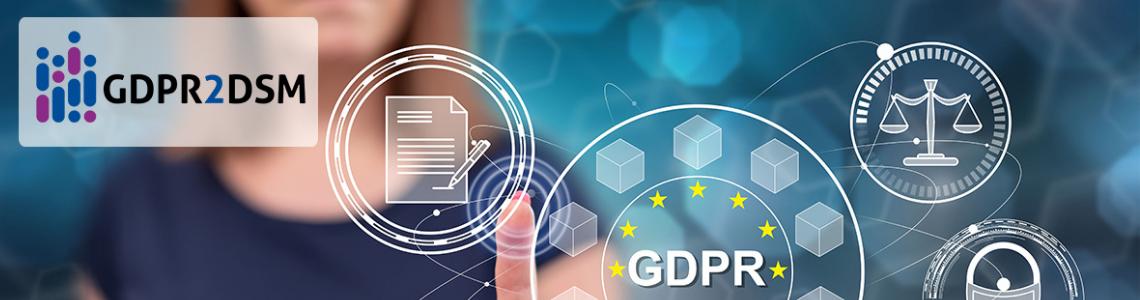 GDPR2DSM-webinaari: Käytännön tietoturvasuunnitelma henkilötietojen suojaamiseksi