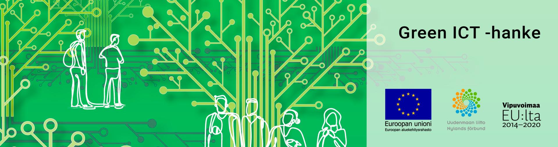 Green ICT: tee ilmastoviisaita digihankintoja! 28.10.2021